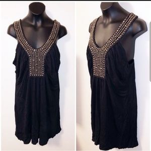 Beautiful Rhinestone top